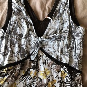 free people two toned romper